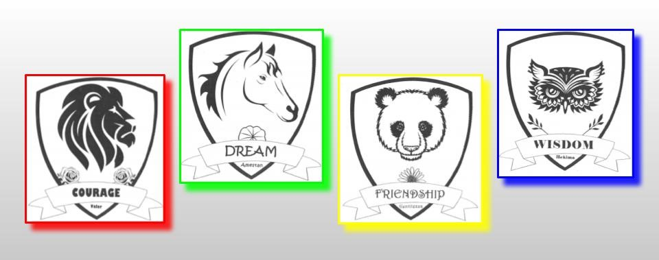 PGE House Crests R